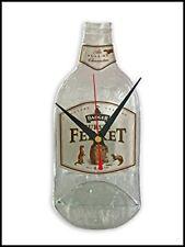 Fursty Ferret Bottle Clock, An original,unique and fun bottleclock gift
