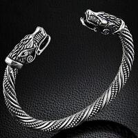 Wikinger Vikings Armreif Armband keltischer Schmuck Männer Silber Mittelalter