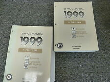 1999 Buick Le Sabre Sedan Shop Service Repair Manual Custom Limited CMi 3.8L V6