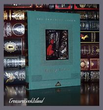 Brothers Grimm Fairy Tales Illustrated by Rackham New Ribbon Deluxe Hardcover