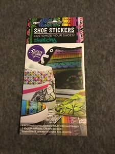 NPW SHOE STICKERS customize your shoes!