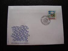 LIECHTENSTEIN - enveloppe 1er jour 4/3/1991 (B15)