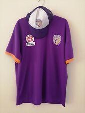 More details for perth glory hyundai a-league australian football team shirt & baseball cap
