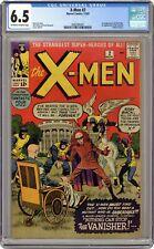 Uncanny X-Men #2 CGC 6.5 1963 2082585001