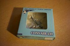 PAA ACN90658 Pan Am American Convair CV-240 NC90658 1/400 Diecast Model Airplane
