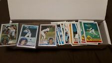 1983 Topps Baseball 1-200 You Pick UPick Card From List Lot to Complete Set Team