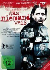 WAS NIEMAND WEISS - KRAGH-JACOBSEN,SOEREN/MARIEA BONNEVIE,GHITS NORBY  DVD NEU
