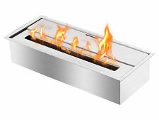 EHB1800 - Ignis Eco Hybrid Bio Ethanol Burner, Spill-Proof Ventless Burner