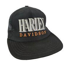97603-20VM Harley Davidson para hombre que absorbe la humedad Empacable Cap Gris grandes