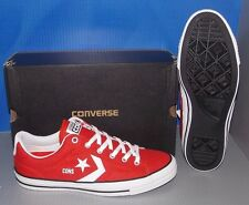 CONVERSE STAR PLYR PRO O in colors FIRE BRICK SIZE 7
