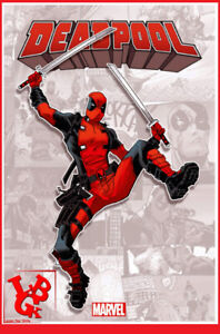 DEADPOOL Marvel-Verse Avr 2021 Panini Marvel Comics  # NEUF #