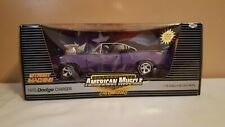 ERTL AMERICAN MUSCLE 1970 DODGE CHARGER STREET MACHINE  L.E. 1 OF 2500 ! 1:18
