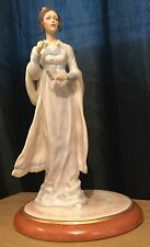 TFM The Franklin Mint Jane Austen's Anne From Persuasion Figurine