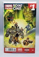 Marvel Point One # 1 1st Kamala Khan Ms Marvel - Disney Plus series coming - NM
