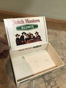 Dutch Masters BLUNTS 50 Fine Cigar Box