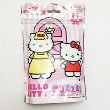 Hello Kitty Puzzle On The Go! 100 Pieces Kitty Family Sanrio