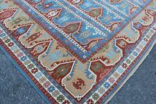 """Vintage Handmade Turkish Oushak Area Rug 11'2""""x8'6"""""""