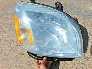 05-07 Mercury Montego Xenon Headlight Assembly Restored Lens RH Pass Tested OEM