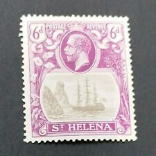 ST. HELENA 1922 6d SG 104a MH