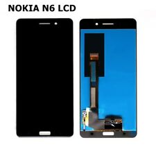 OEM Nokia Lumia N6 LCD Pantalla Táctil Digitalizador Pantalla Conjunto & Marco Reino Unido &