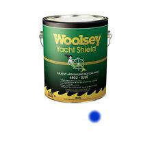 Woolsey Yacht Shield Boat BLUE Ablative Antifouling Bottom Paint GALLON  4802G