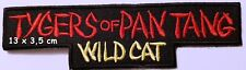 TYGERS OF PAN TANG - patch  FREESHIPPING