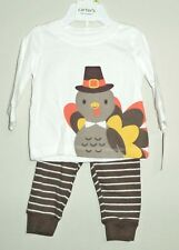 Carters Thanksgiving Turkey Infant Outfit (SIZE 3 Months) NEW!