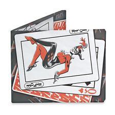 Dynomighty DC COMICS HARLEY QUINN CARD bifold MIGHTY WALLET tyvek DY-803 BATMAN
