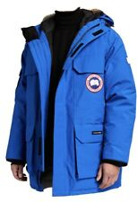 CANADA GOOSE PBI Expedition Down Parka with Genuine Coyote Fur Trim Size XL
