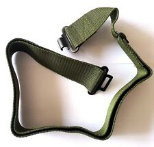 Israel Army Zahal IDF Field Uniform Military Belt w/ Adjustable Metal Buckle