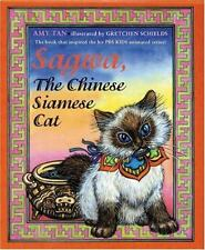 Sagwa, The Chinese Siamese Cat by Tan, Amy