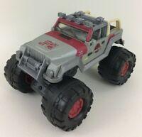 Jurassic Park JP29 Tour World Jeep Wrangler Monster Jam 1:24 Mattel Matchbox Car