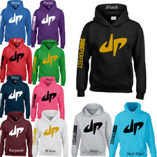 DUDE PERFECT Team Kids Boys Girls Hoodie Jumper Sweater youtube Gift Xmas.