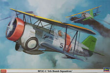"BF2C-1 ""5th BOMB SQUADRON"" 1/32 PLASTIC KIT HASEGAWA"