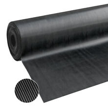 Zerbino antiscivolo gomma isolante tappeto antiurto passatoia rivesti pavimento