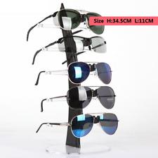 5 Layers Sunglasses Eyeglasses Glasses Show Stand Holder Frame Display Rack US