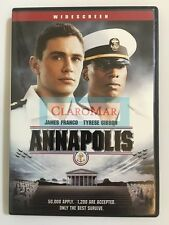 ☀️ Annapolis DVD 2006 WS James Franco Tyrese Gibson Donnie Walhberg R1