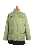 "Vintage BARBOUR Petrel Waterproof Breathable Mint Jacket Chest 44"" - BR446"