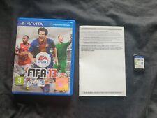 FIFA 13 Sony PsVita Game