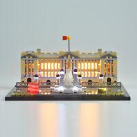 LED Licht Set Für 21029 LEGO Architecture Buckingham Palace Kit (mit Anleitung)