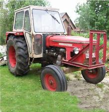 Zetor Tractors 5711 5718 5745 5748 List Of Spare Parts Manual CD Multi-Lingual