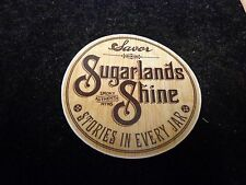 SUGARLANDS SHINE MOONSHINE STICKER DECAL SMOKY MOUNTAINS WHISKEY