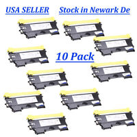 NEW Brother TN450 TN420 Compatible Toner Cartridge High Yield Black -10 Packs
