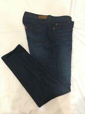 (*-*) LEVI'S * Womens Stretch DEMI CURVE SKINNY Blue Jeans * Juniors Size 15