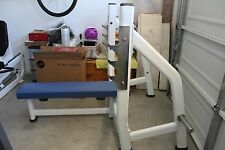 LIFE FITNESS OLYMPIC FLAT BENCH PRESS (Commercial Gym Equipment)