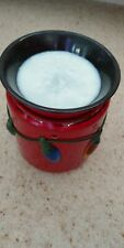 SCENTSY Wax Warmer HOLIDAY LIGHTS Full Size Red Christmas String Light With Box