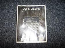John Deere 4110 4115 Compact Utility Tractor Shop Service Repair Manual TM1984
