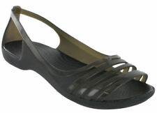 Sandali e scarpe multicolori sintetici marca Crocs per il mare da donna