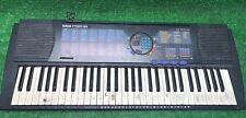 Yamaha PSR18 61 Key Electronic Keyboard with Power Supply Works Great Fast Ship