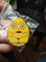 2016 Disney Star Wars Easter Egg C-3PO Pin